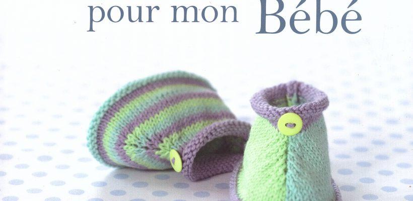 chaussons en tricot pour mon b b archives mouton rose. Black Bedroom Furniture Sets. Home Design Ideas