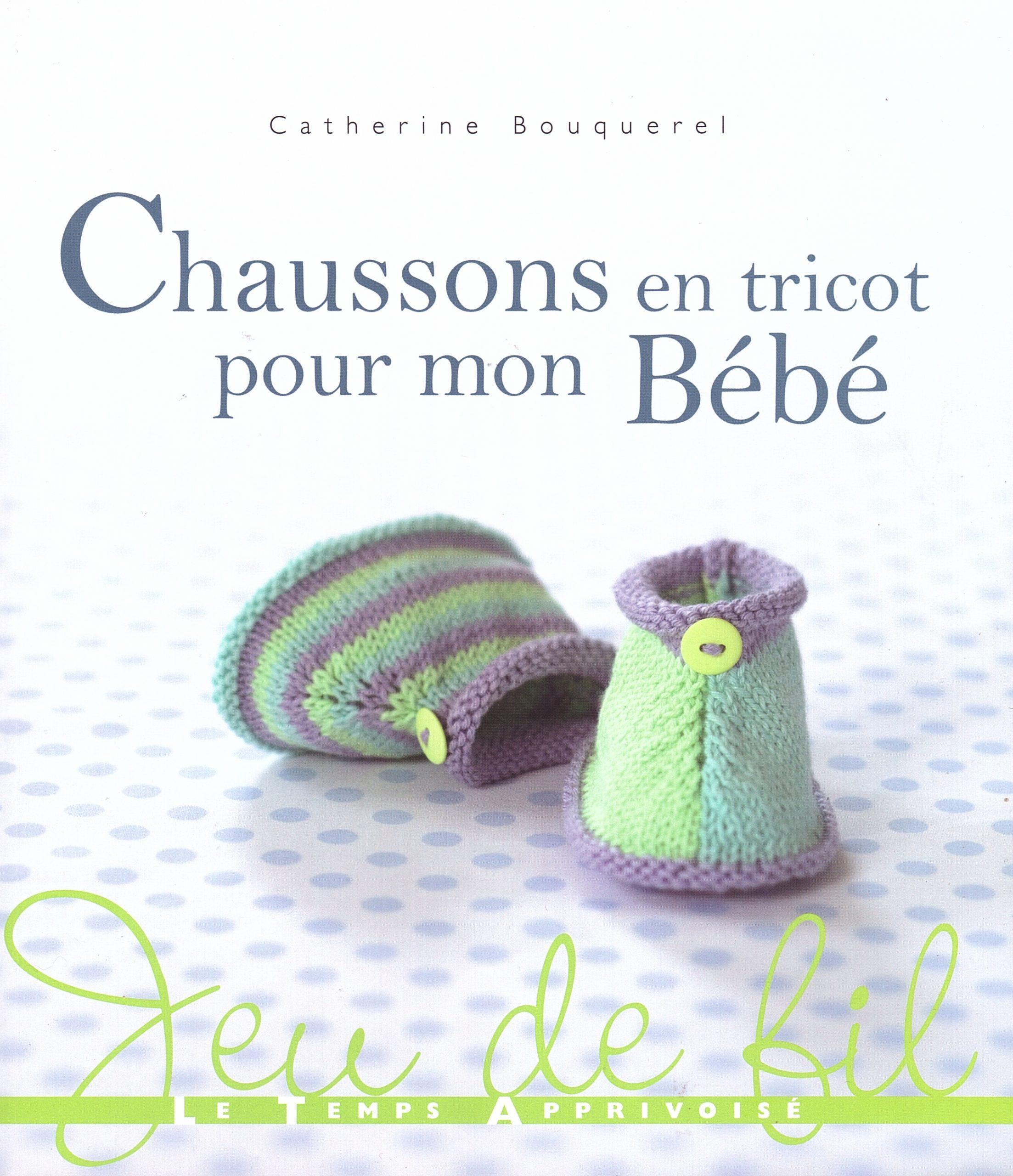 Read more about the article Chaussons en tricot pour mon bébé de C. Bouquerel… corrections de quelques erreurs…