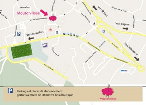 Boutique-Plan