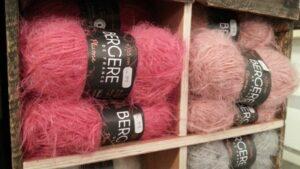 Arrivage de nouvelles laines… Abakan, Plume, Mili