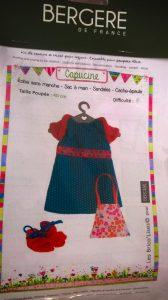Kit couture poupée