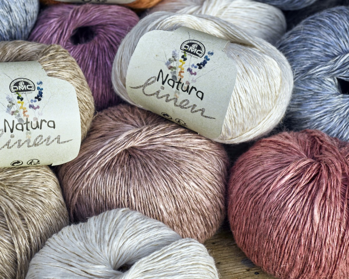 Natura linen : nouveau fil pour un été mêlant simplicité et légèreté