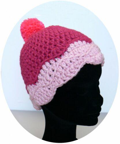 Octobre rose – Crochetez votre bonnet en laine My Boshi