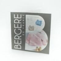 Kit brassière – chaussons de bébé Bergère de France – Rose