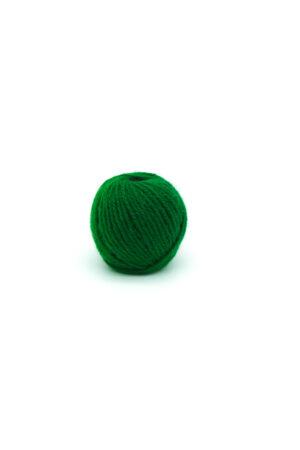 Pelote 10 gr vert sapin