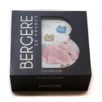 Kit brassière – chaussons de bébé Bergère de France – Bleu
