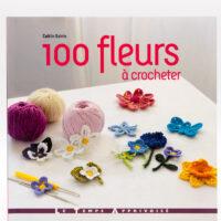 100 FLEURS A CROCHETER de Caitlin Sainio