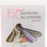 150 ET UNE BORDURES AU CROCHET de Bernadette Baldelli