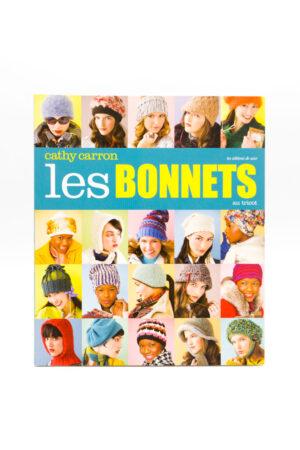 LES BONNETS  AU TRICOT de Cathy Carron