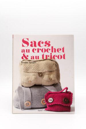 SACS AU CROCHET ET AU TRICOT d'Amélie Takashi