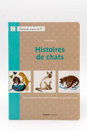 HISTOIRES DE CHATS de Sophie Hélène