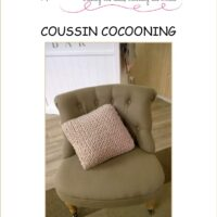 Patron coussin cocooning