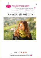Patron «A snood in the city»