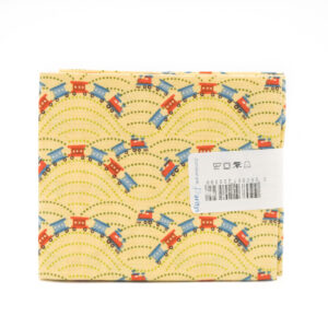 Coupon de tissu petit train «Paritys» 45X55 cm