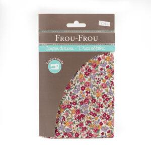 Coupon de tissu printemps «frou-frou» 45X55 cm